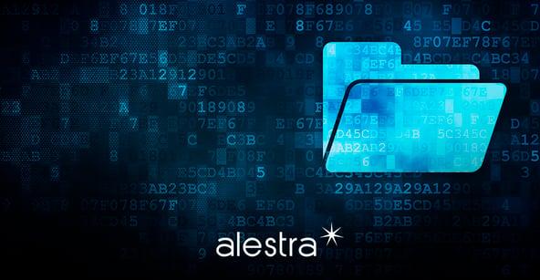 Representación del almacenaje de información digital