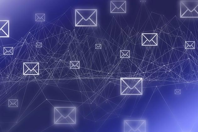 El correo electrónico empresarial puede interconectar todos los nodos de una red y volverlos vulnerables