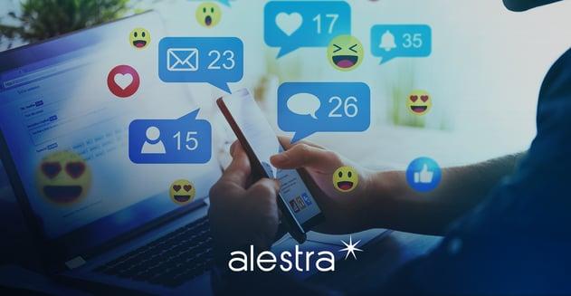 Un usuario de redes sociales cultiva su identidad digital para amplificar su mensaje