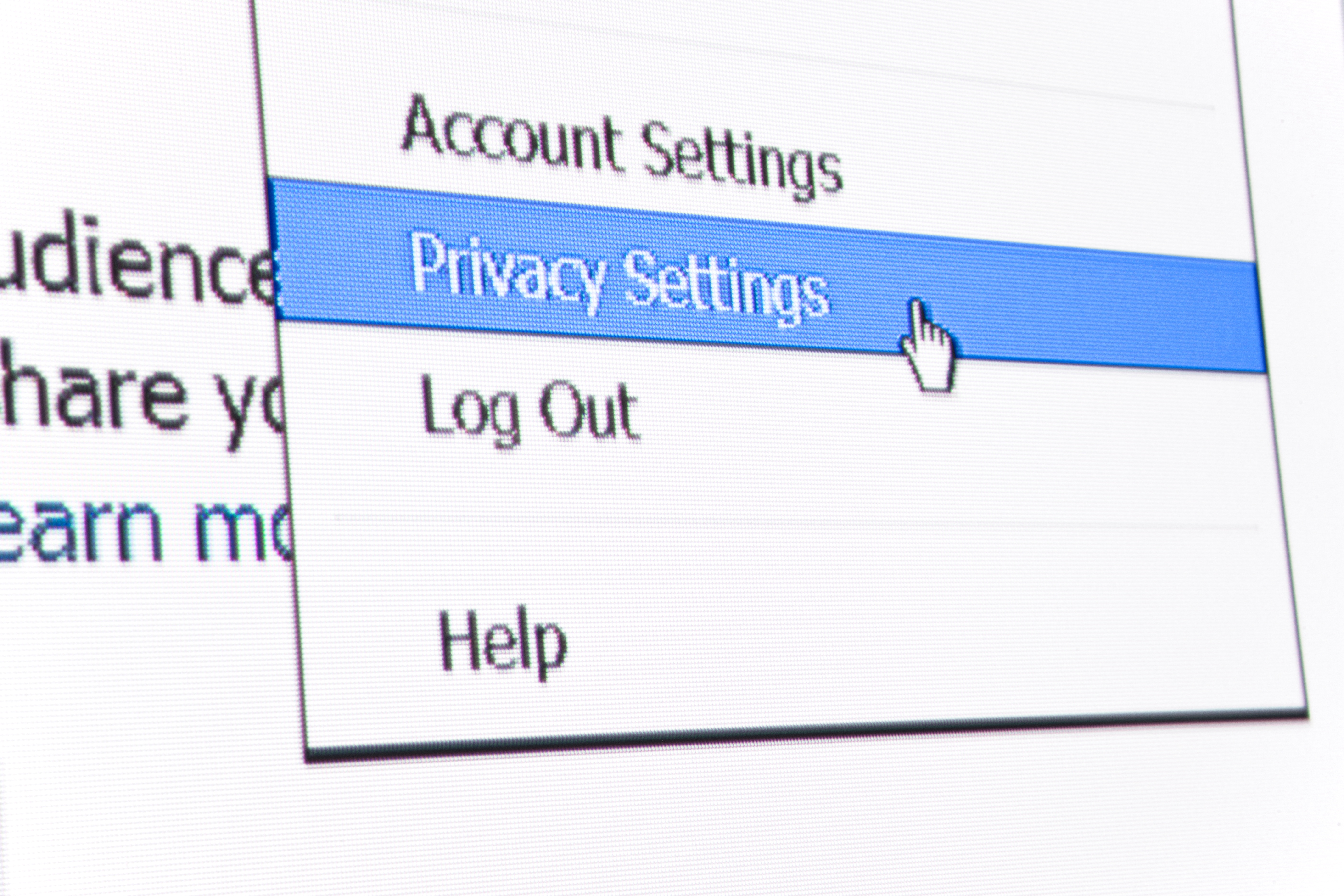 privacy settings google gmail